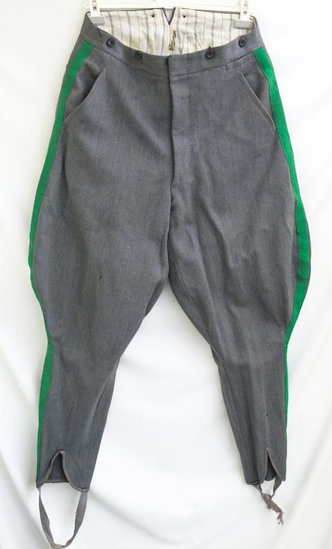 WW2 Finnish army infantry officers  breeches