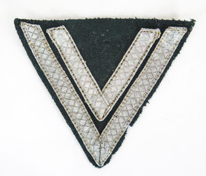 WW2 German Wehrmacht army Obergefreiter arm patch