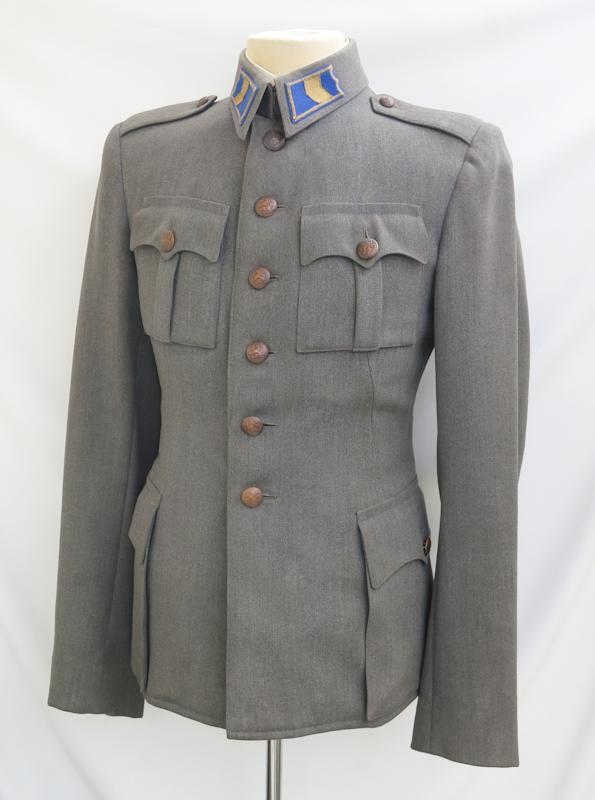 WW2 Finnish army M36 first-sergeant  field tunic - tailor made